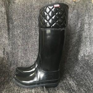Hunter Rain Boots - Tall